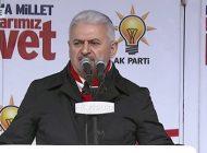 Binali Yıldırım'dan Kemal Kılıçdaroğlu'na sert tepki
