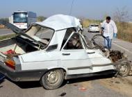 Manisa'da facia gibi kaza çok sayıda ölü var