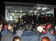 Marmaray'da arıza giderildi seferler normale döndü