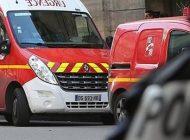 Paris'te korku salan saldırgan öldürüldü