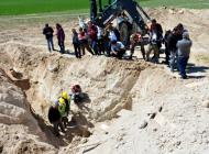 Jandarma Eskişehir'de definecilere suçüstü yaptı