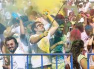 Antalya Dream of Color Festivalinde renkli görüntüler