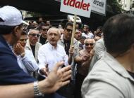 Kemal Kılıçdaroğlu Adalet yürüyüşü startını verdi