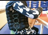 Hiperaktif çocuklara kum yeleği giydirilmeye başlandı