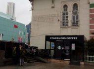 Starbucks'ın İstanbul'daki şubesi mühürlendi