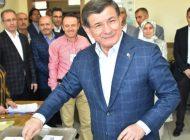 Ahmet Davutoğlu'ndan seçim tweeti