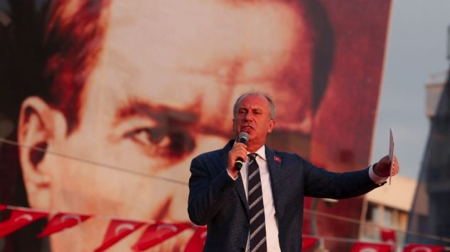 Muharrem İnce'den 'yenilgi' açıklaması
