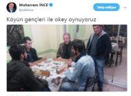 """Muharrem İnce'den """"Erdoğan kaybetse de gitmez"""" diyenlere yanıt…"""
