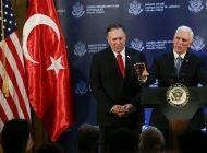 ABD Başkan Yardımcısı Pence: YPG 5 gün içinde güvenli bölgeden çekilecek