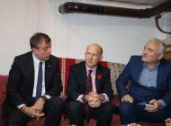 Büyükelçi Chilcott, Boris Johnson'un büyük dedesinin köyünü ziyaret etti