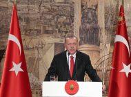 Cumhurbaşkanı Erdoğan'dan 'mektup' cevabı