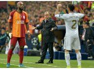 Galatasaray, Real Madrid'e 1-0 mağlup oldu