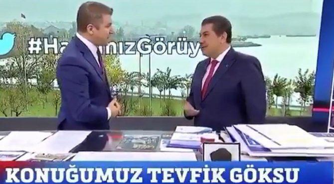 AKP'li başkandan Küçükkaya'yı şaşkına çeviren yanıt