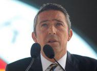 Fenerbahçe Başkanı Ali Koç gündemi değerlendirdi!