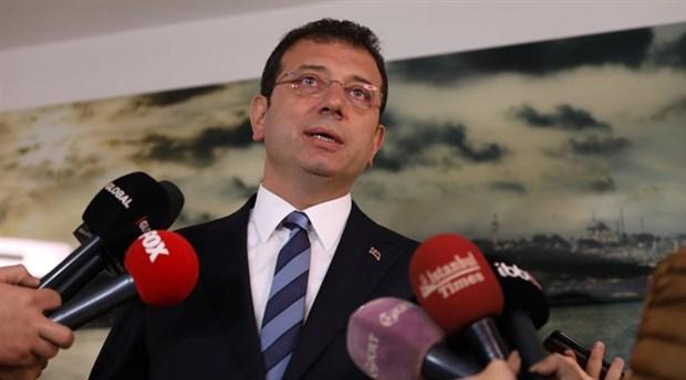 Ekrem İmamoğlu: Kanal İstanbul güzergahından arazi alan Arap şirketleri eker biçer artık…