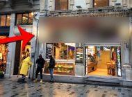 İstiklal Caddesi'ne yanlışlıkla porno film izleten restorandan açıklama geldi
