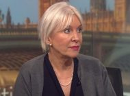 İngiltere Sağlık Bakan Yardımcısı Nadine Dorries'te virüs tespit edildi