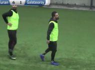 Arda Turan'ın attığı gol ayakta alkışlandı…