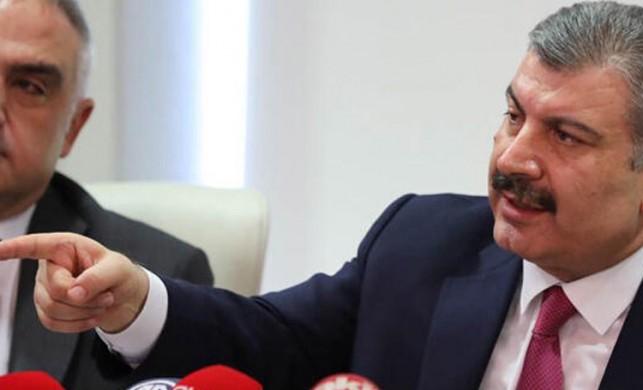 Koronavirüsün hangi ilde çıktığı açıklanmama nedenini  Sağlık Bakanı açıkladı