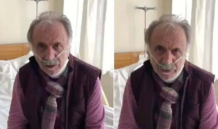Koronavirüs tedavisi gören Prof. Dr. Cemil Taşcıoğlu hakkında son durum