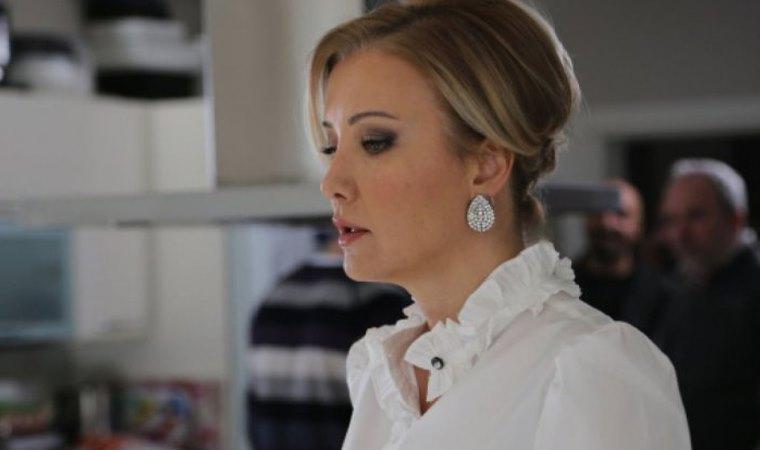 MHP'li isim Berna Laçin'i hedef gösterdi