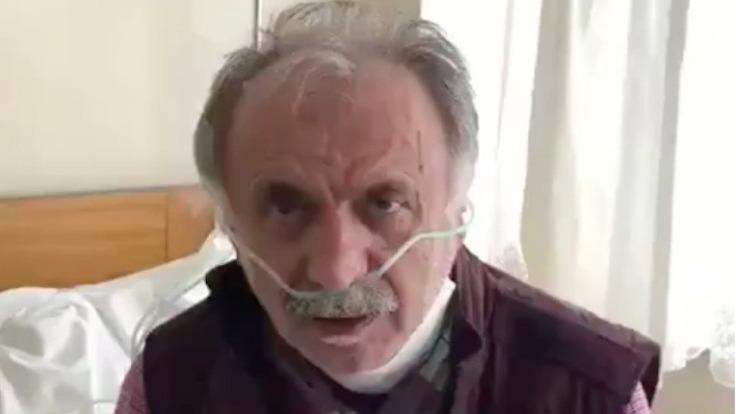 Prof. Dr. Cemil Taşcıoğlu'nun Corona virüsü testi pozitif çıktı!