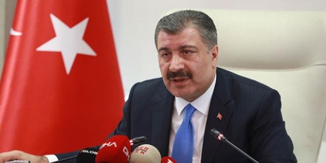 Bakan açıkladı: Türkiye'de ikinci corona virüsü vakası tespit edildi