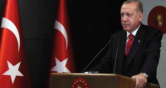 Erdoğan'dan sokağa çıkma yasağı  açıklaması