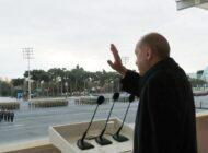 Cumhurbaşkanı Erdoğan'ın okuduğu şiire İran'dan tepki!